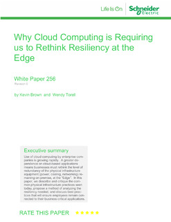 Is Your Data Center Resilient Enough? Learn the Best Options for Edge Computing