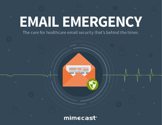 E-Book: HIMSS Survey Reveals the Cure for Outdated Email Security