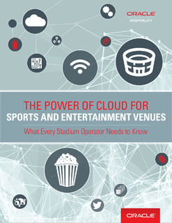 The Power of Cloud for Sports and Entertainment Venues