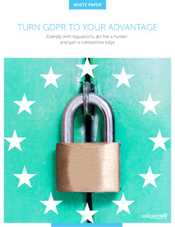 Turn GDPR To Your Advantage