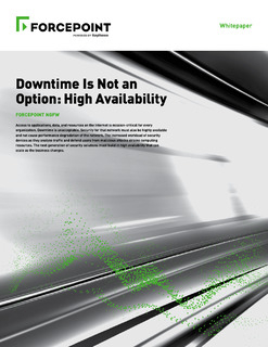 Downtime Is Not an Option: High Availability Next Generation Firewall
