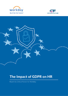 The Impact of GDPR on HR