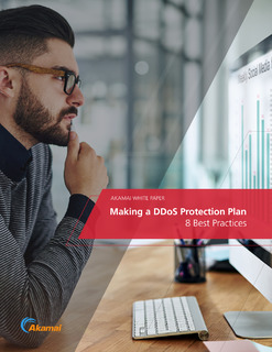Making a DDoS Protection Plan: 8 Best Practices