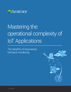 Mastering the operational complexity of IoT Applications