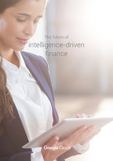 The future of intelligence-driven finance