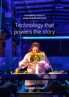 Technology that powers the story