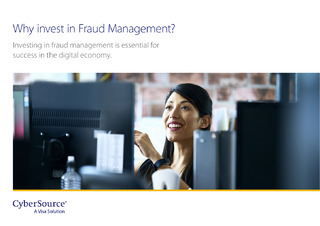 Why invest in Fraud Management?