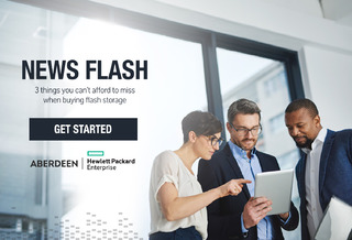 Aberdeen's New Flash – 3 Things You Can't Afford to Miss When Buying Flash Storage