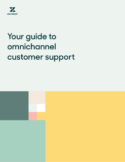 Your guide to omnichannel support
