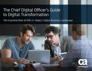 The Chief Digital Officer's Guide to Digital Transformation