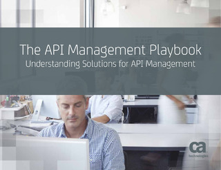 The API Management Playbook