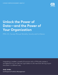 Unlock the Power of Data – and the Power of Your Organization