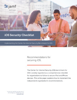 iOS Security Checklist