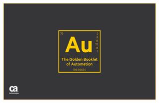 The Golden Booklet of Automation