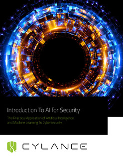 The Practical Application of Artificial Intelligence and Machine Learning To Cybersecurity