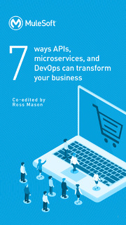 7 Ways APIs, Microservices, and DevOps