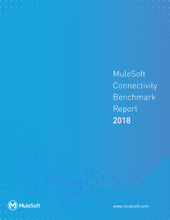 Connectivity Benchmark Report 2018