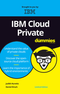 Private Cloud for Dummies