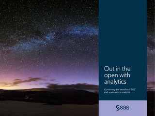 Out in the open with analytics-eBook