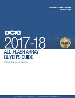 DCIG 2017-2018 All-flash Array Buyer's Guide [March 2017]
