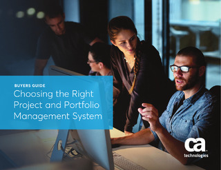 Choosing the Right Project and Portfolio Management System
