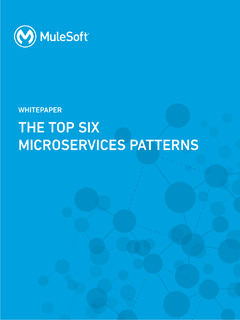 Top 6 Microservices Patterns
