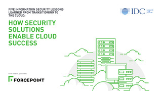 IDC Infobrief: 5 Lessons Learned from Transitioning to the Cloud