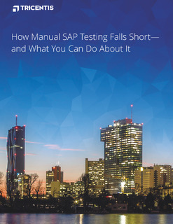 How Manual SAP Testing Falls Short— and What You Can Do About It