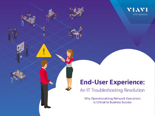 eBook: End-User Experience: An IT Troubleshooting Revolution