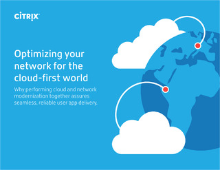 Optimizing your network for the cloud-first world