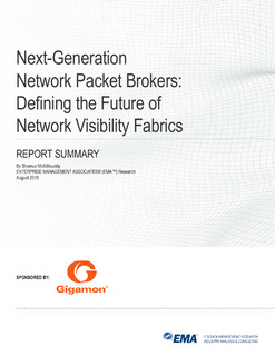 EMA: Defining the Future of Network Visibility Fabrics