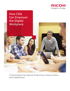 How CIOs Can Empower the Digital Workplace