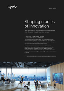 Shaping Cradles of Innovation