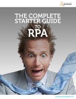 The Complete Starter Guide to RPA