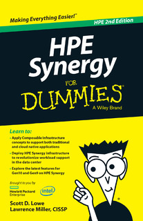 HPE Synergy for Dummies