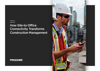 How Site-to-Office Connectivity Transforms Construction Management