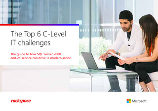 The Top 6 C-Level IT challenges