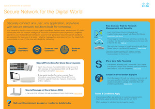 Secure Network for the Digital World