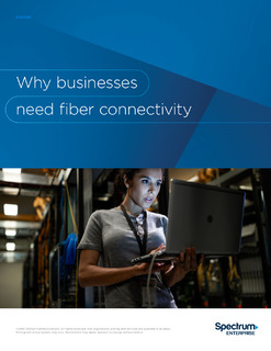 Why businesses need fiber connectivity