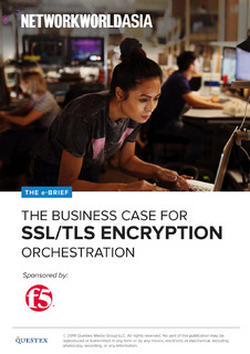 The Business Case for SSL/TLS Encryption Orchestration