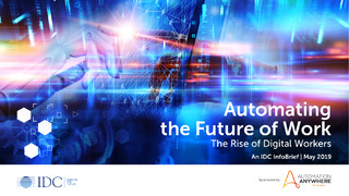 Automating the Future of Work – The Rise of Digital Workers