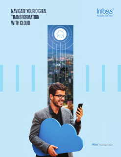 Navigate Your Digital Transformation With Cloud