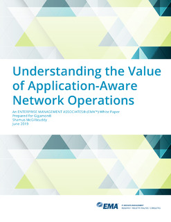 EMA Report: Understanding the Value of Application-Aware Network Operations