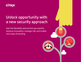 End-to-End Security: Unlock opportunity with a new security approach