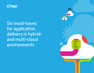 Six Must-Haves for Application Delivery in the Cloud