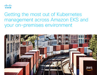 Getting the most out of Kubernetes management across Amazon EKS and your on-premises environment