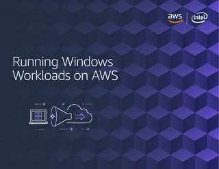 Running Windows Workloads on AWS