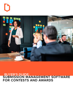 Choosing the Best Contest Entry with Submission Management Software