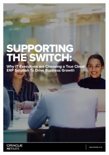 Support the Switch