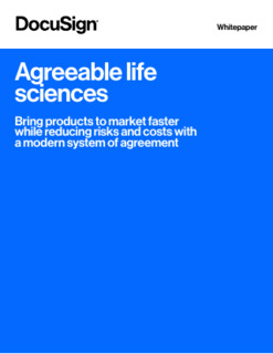 Agreeable Life Sciences WP
